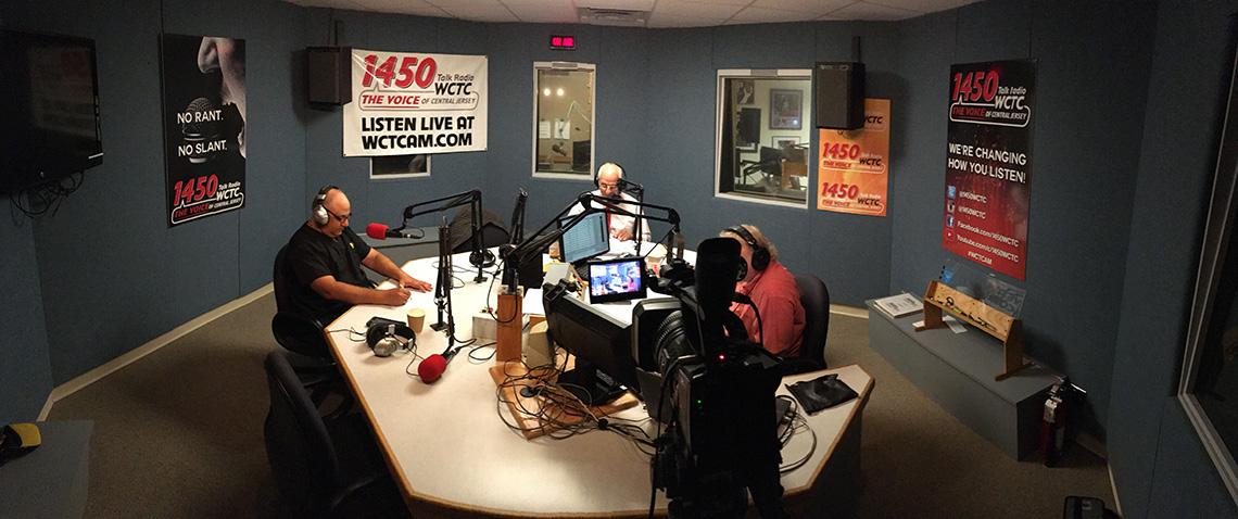 Radio Station WCTC 1450AM